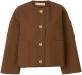 Marni flared sleeve jacket