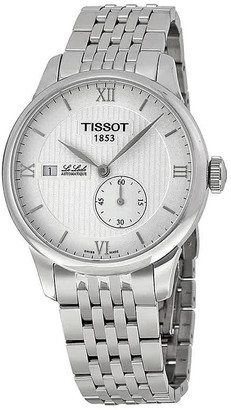 Tissot Le Locle Automatic Silver Dial Men's Watch T006.428.11.038.00