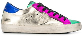 Philippe Model Paris Paris colour block sneakers