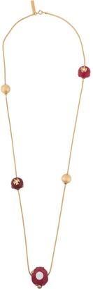 Marni Enamelled Metal Necklace