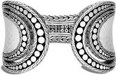 John Hardy Dot Hammered Flex Cuff Bracelet, Size M
