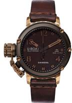 U-Boat 7237 Chimera Bronze and Black 46 limited edition watch