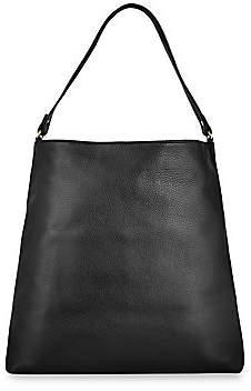 GiGi New York Women's Harlow Hobo Leather Bag