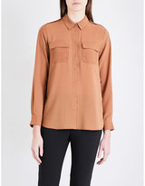 French Connection Pippa Plains georgette shirt