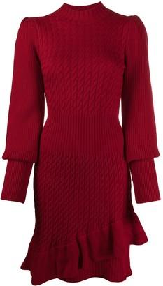 Temperley London Josephine knit dress