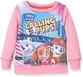 Nickelodeon Girl's Paw Patrol Calling T-Shirt