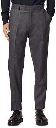 Sandro Jupiter Slim Fit Suit Pants