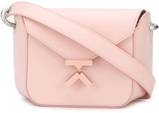 Kenzo Logo-Plaque Envelope Crossbody Bag