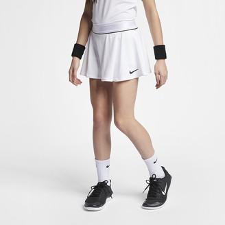 Nike Big Kids' (Girls') Tennis Skirt NikeCourt