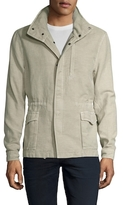 James Perse Double Face Utility Jacket