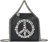Stella McCartney Tiny Bella Peace and Love Crystals bag