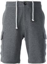 Brunello Cucinelli track shorts - men - Cotton/Polyamide - S