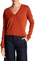J.Crew J. Crew Summerweight V-Neck Sweater
