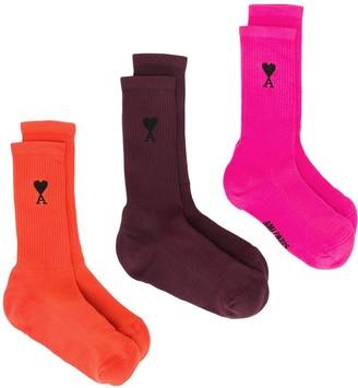 AMI Paris Ami de Coeur socks