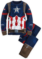 Disney Captain America Costume PJ PALS for Boys - Captain America: Civil War