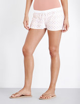 Melissa Odabash Carolina cotton shorts