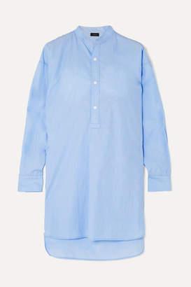 Joseph Edwin Cotton-chambray Tunic - Blue