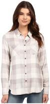 Brigitte Bailey Tonal Plaid Shirt