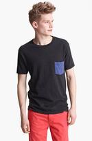 Rag and Bone rag & bone Color Block Crewneck T-Shirt
