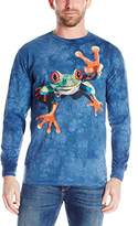 The Mountain Victory Frog USA Long Sleeve T-Shirt
