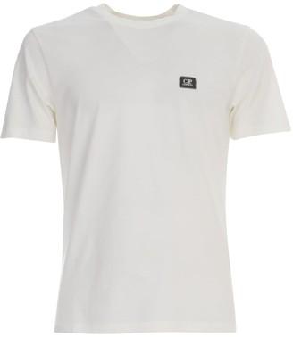 C.P. Company T-shirt S/s W/ Logo