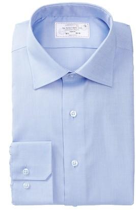 Lorenzo Uomo Royal Oxford Regular Fit Dress Shirt
