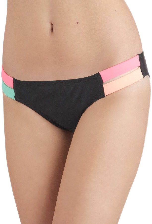 Psyched for Surfing Swimsuit Bottom