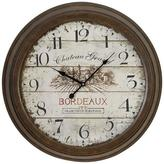 Chateau Grand Wall Clock
