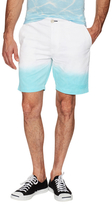 Sol Angeles Freemont Aqua Dip Chino Shorts