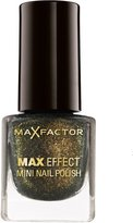 Max Factor Max Effect Mini Nail Polish 17Green , 1er Pack (1x 5ml) by
