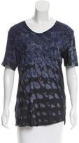 Raquel Allegra Oversize Tie-Dye T-Shirt w/ Tags