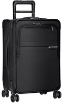 Briggs & Riley 'Baseline' Domestic Expandable Rolling Carry-On - Black