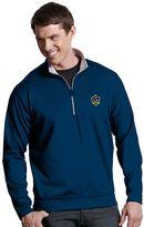 Antigua Men's Los Angeles Galaxy Leader 1/4-Zip Pullover