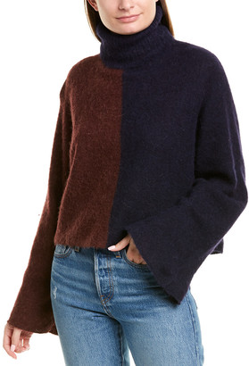 Nicholas Colorblocked Sweater