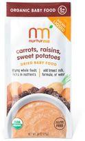 NurturMe 4 oz. Organic Carrots, Raisins, Sweet Potatoes Dried Baby Food