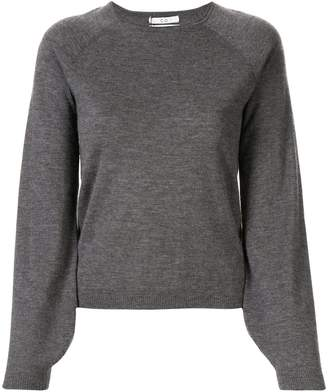 Co cashmere long-sleeved top