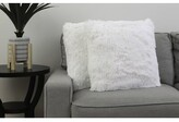 Everly Torsten Chubby Throw Pillow Quinn Color: Bright White