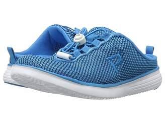 Propet TravelFit Slide (Blue/Black) Women's Lace up casual Shoes
