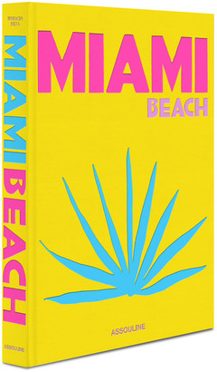 "Assouline ""Miami Beach"" Book"