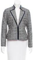 Tory Burch Structured Tweed Blazer