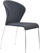 ZUO Set Of 4 Oulu Dining Chairs