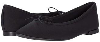 Repetto Vegan (Black Canvas Base Cork Insole) Women's Shoes