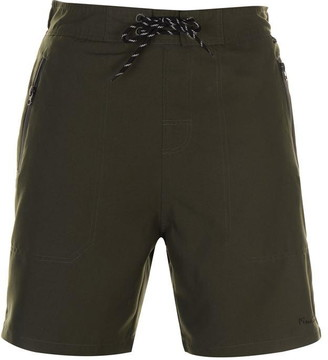 Pierre Cardin Zip Swim Shorts Mens
