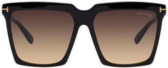 Tom Ford Black Sabrina Sunglasses