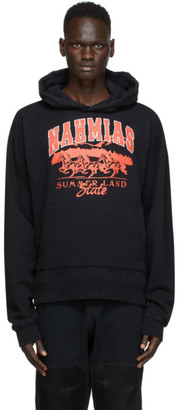 Nahmias SSENSE Exclusive Black Campus Hoodie
