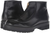 Marni Brushed Leather Zip-Up Boot