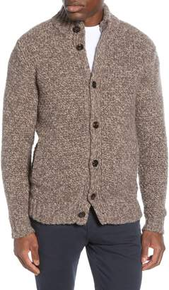 Peter Millar Vanoise Cashmere & Silk Button Cardigan
