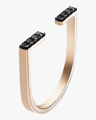 Selin Kent Black Diamond Anais Ring
