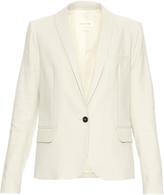 Etoile Isabel Marant Keith shawl-lapel linen-blend jacket
