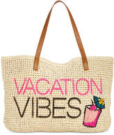 INC International Concepts Mimi Vacation Vibes Tote, Created for Macy's